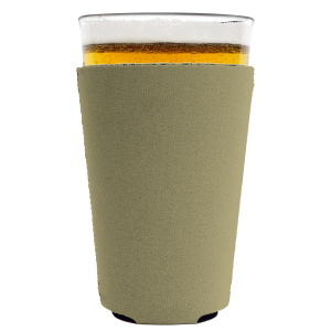 Blank Neoprene Pint Glass Koozie