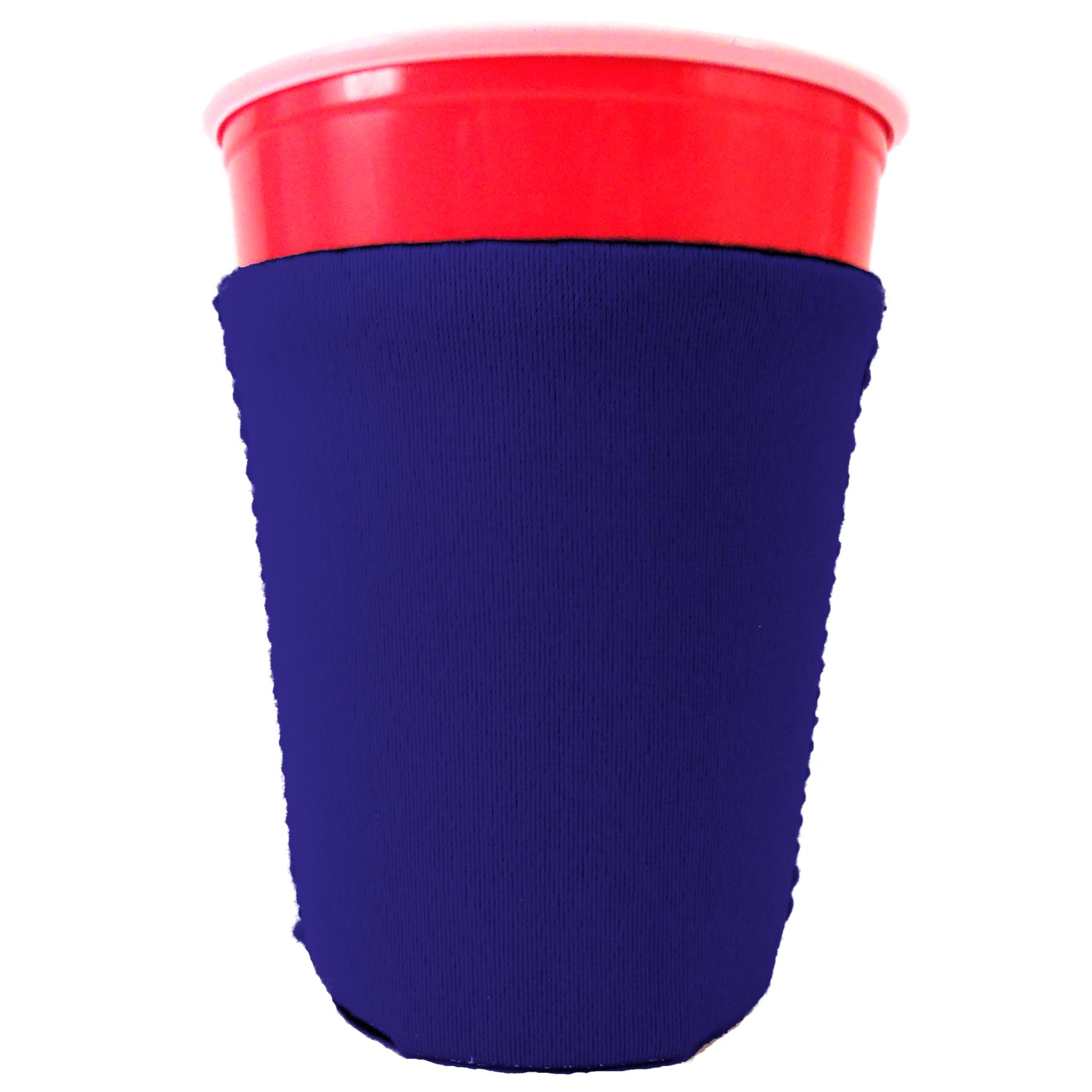 Blank Neoprene Solo Cup Koozie