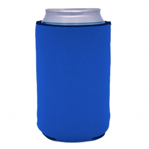 royal blue blank 12 ounce neoprene can koozie