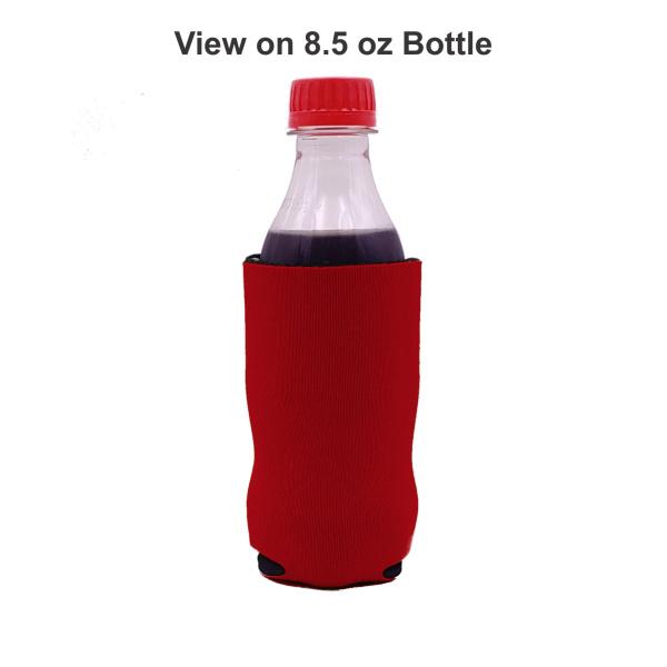 mini slim 8.5 oz bottle coolie view